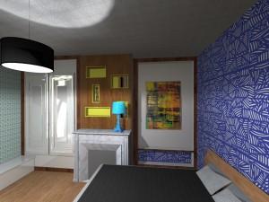 Réaménagement espace haussmanien