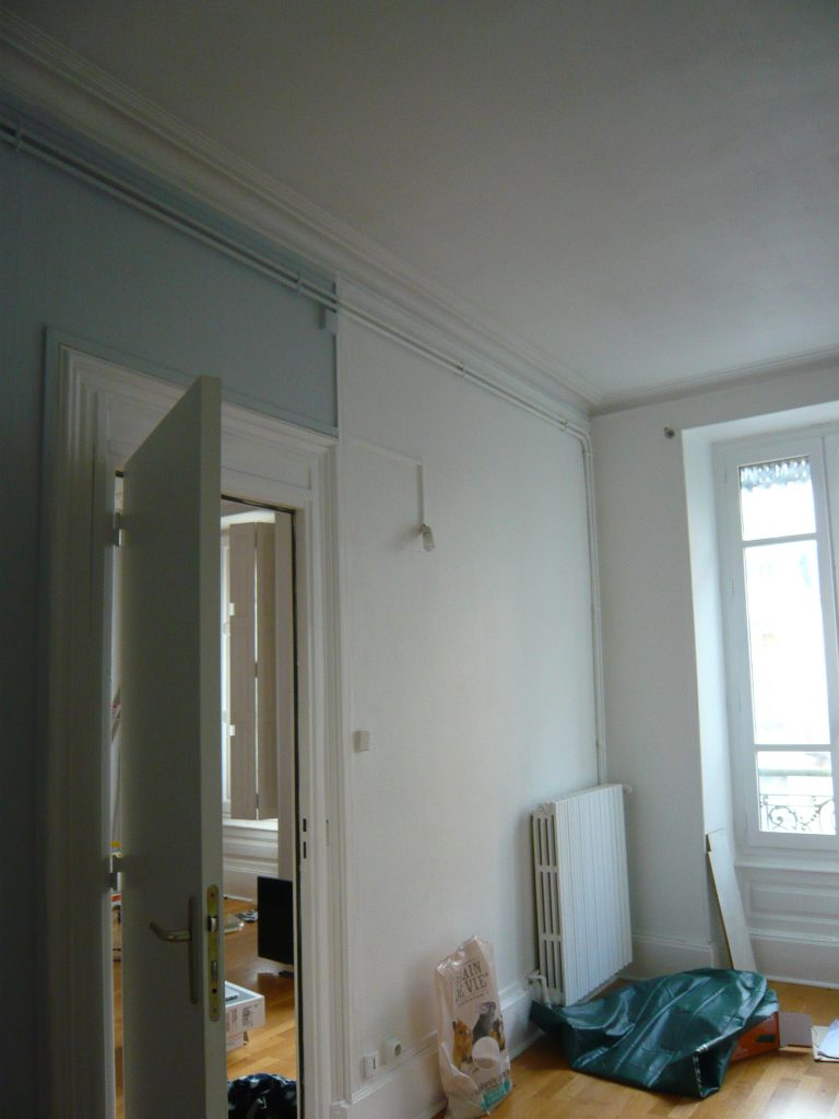 Avant rénovation