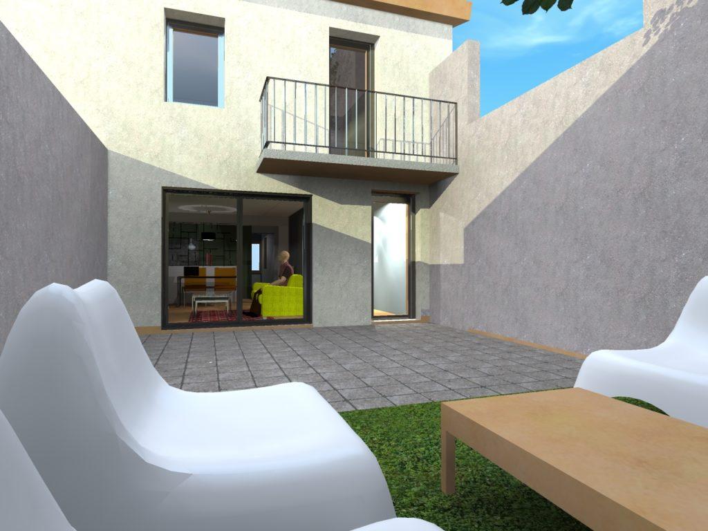 Aménagement Aménagement projet 3D by Epure-KaZa