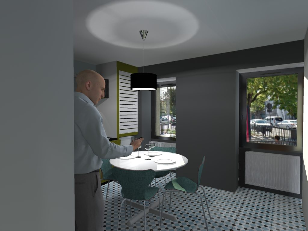 Aménagement projet 3D by Epure-KaZa