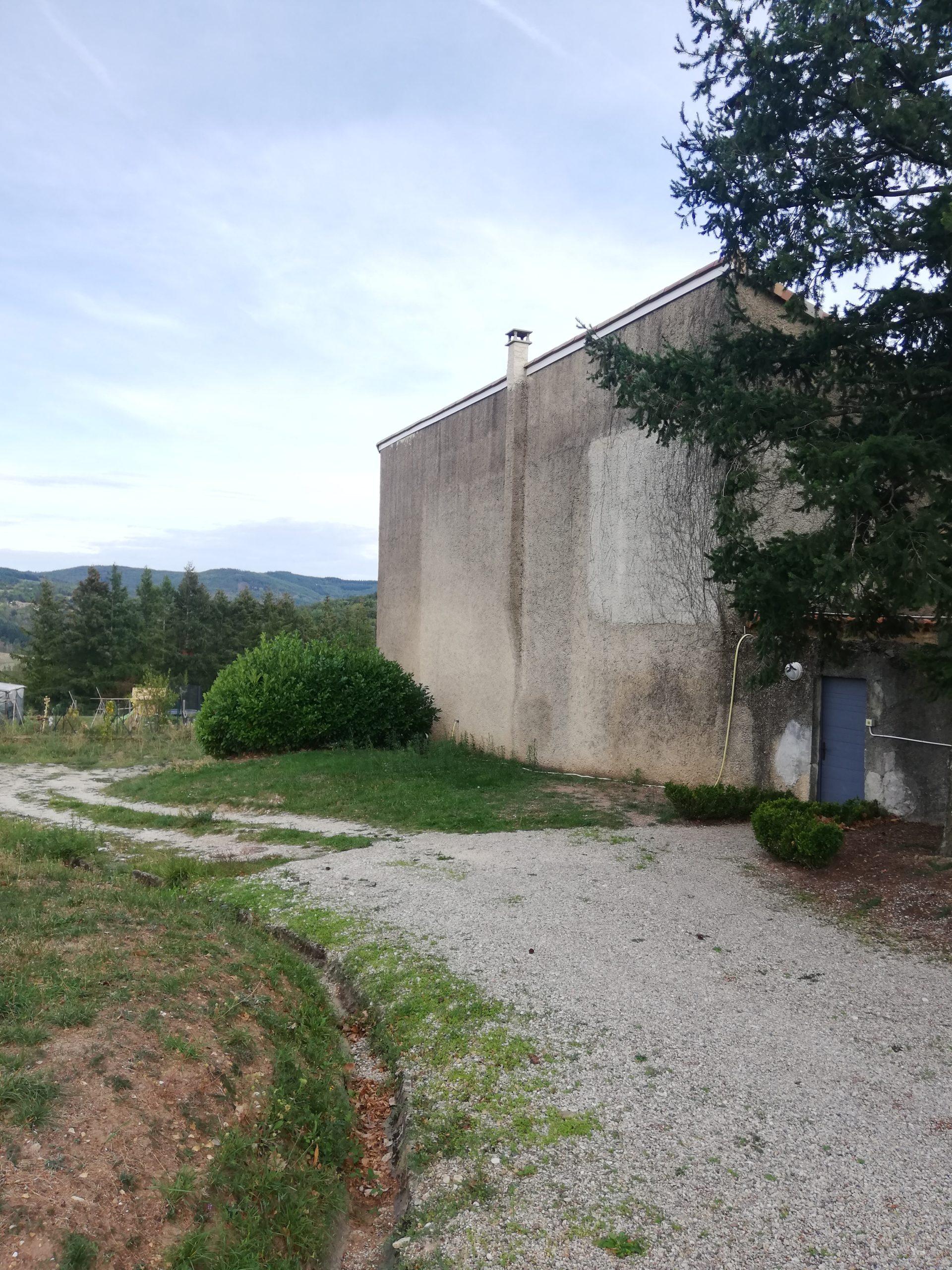 Rénovation intérieure et extérieure Vernoux en Vivarais